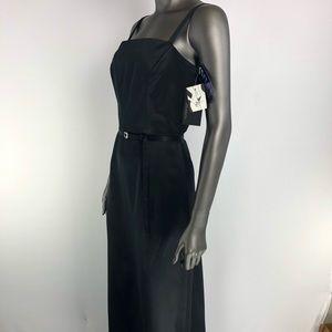 Nicole Miller Evening Dress Size 10 Black New